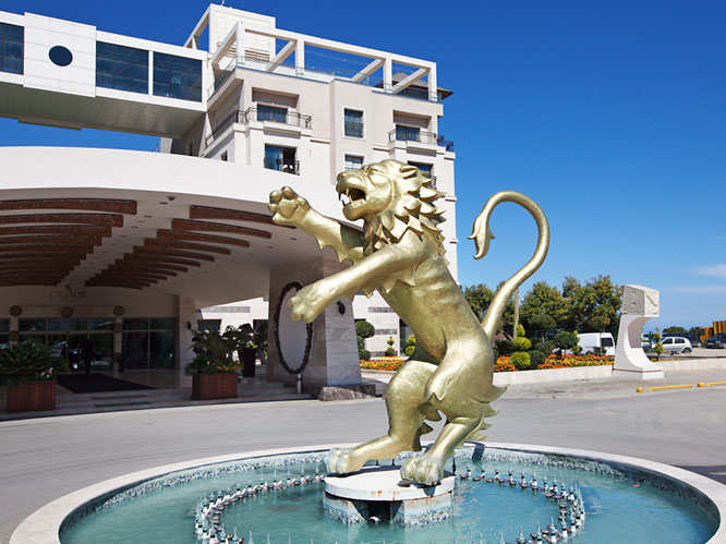 lion north cyprus
