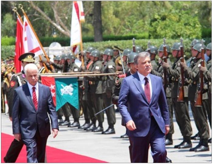 turkiets_norra_cypern_president_rod_matta_red_carpet_north_cyprus_turkey