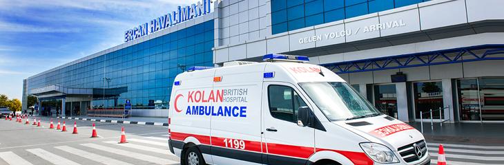 north-cyprus-kolan-hospital-clinic-ambulance