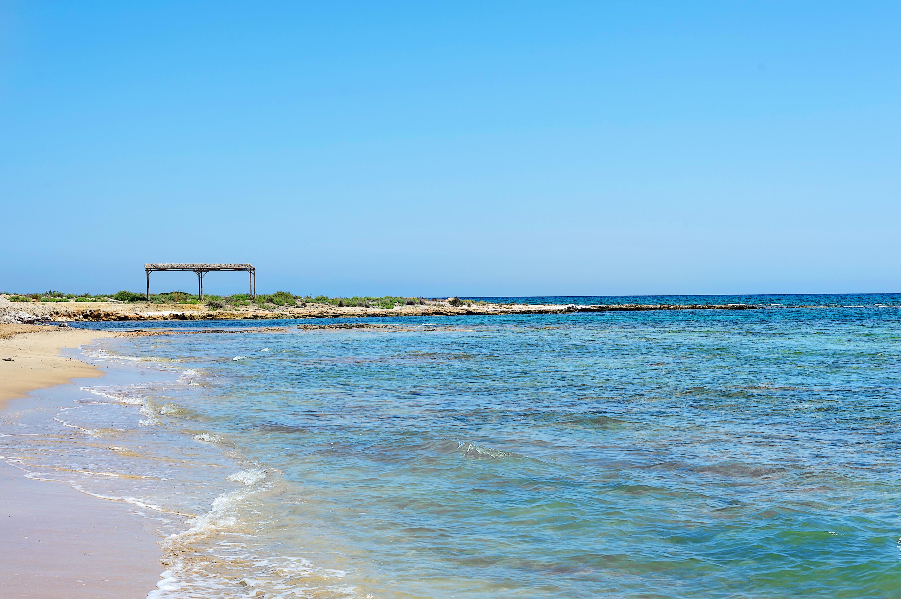 dagens_bild_norra_cypern_strand_picture_beach_
