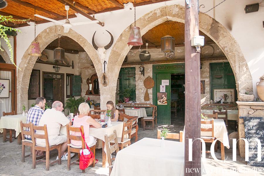 restaurant north cyprus