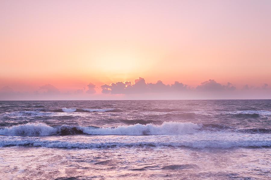 north-cyprus-sunset-sea-violet-sky