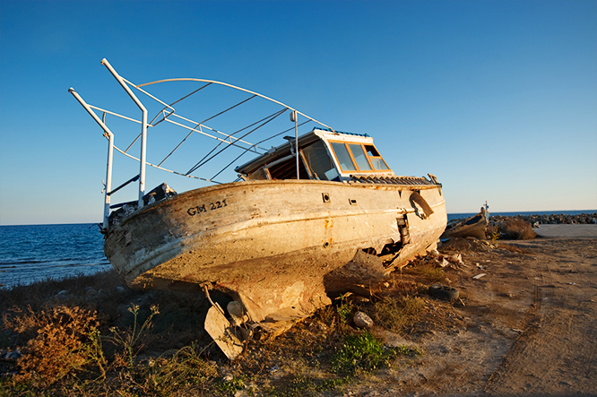 boat-north-cyprus