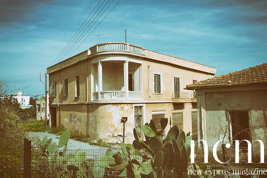 Ghost town famagusta varosha maras north cyprus