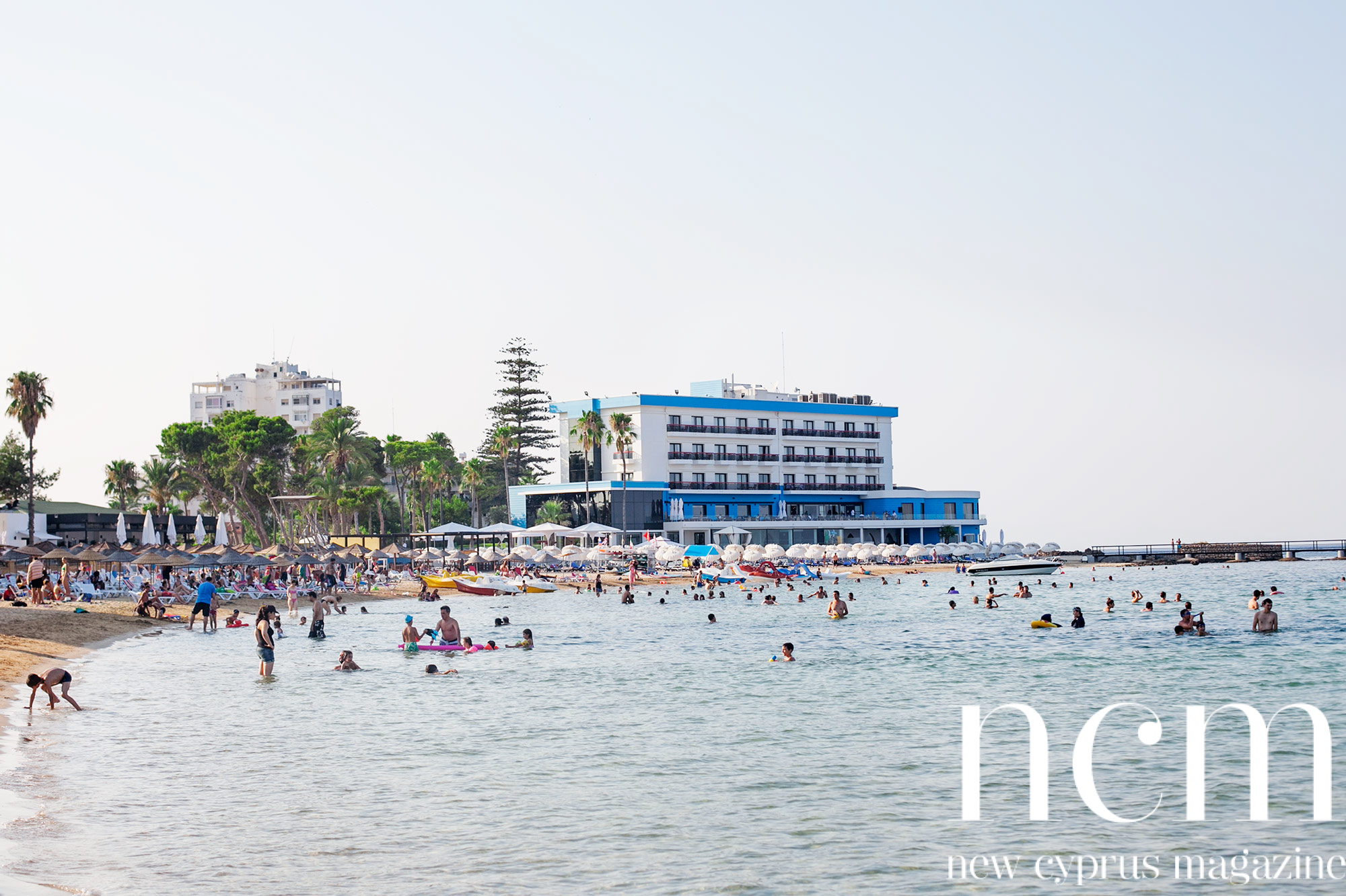 palm beach hotel north cyprus