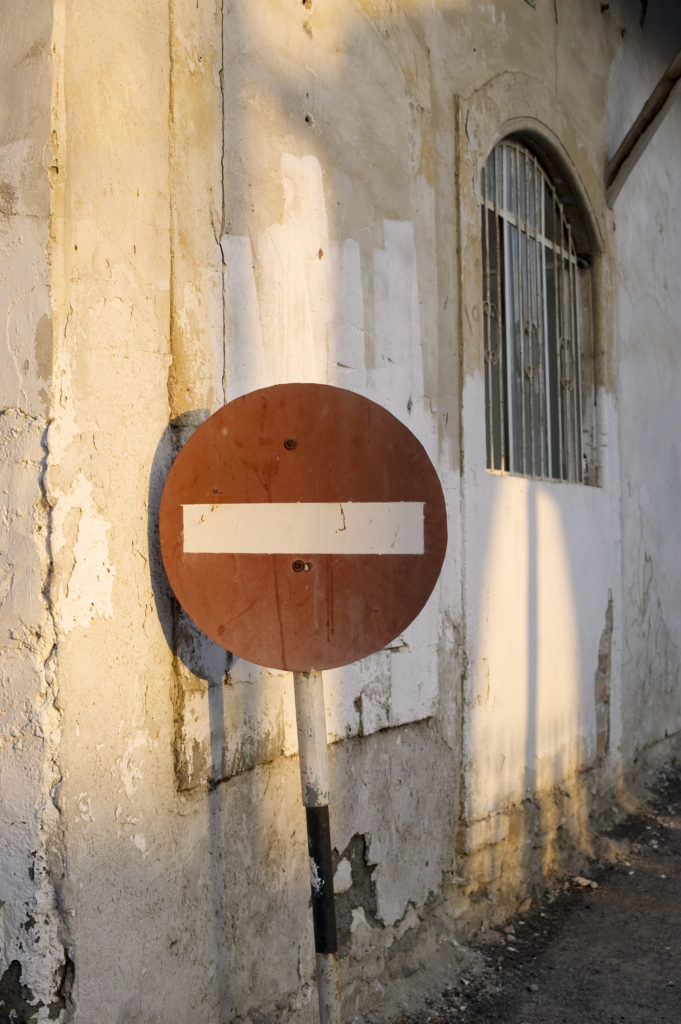 north-cyprus-2015-stop-sign-alley-lefkosa
