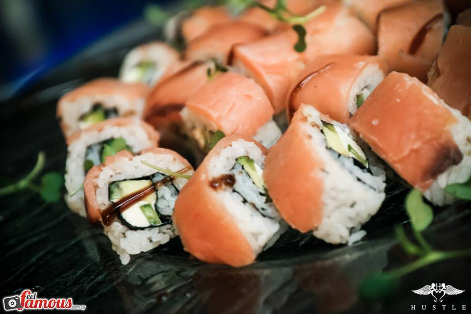 sushi-buffet-night-hustle-nicosia-cyprus