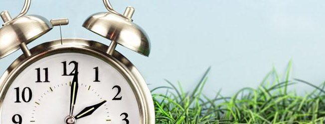 Island time zones resynchronised