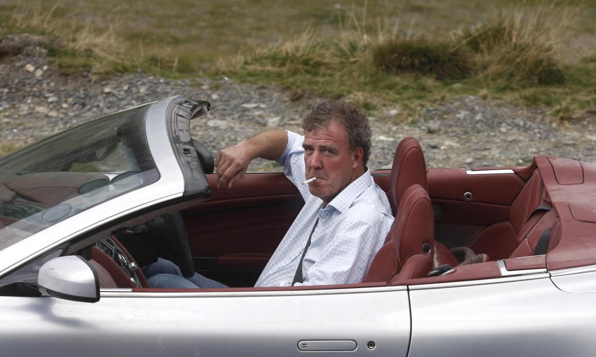 Jeremy Clarkson Cars: Jeremy Clarkson Joins Guardian Drive For Fossil Fuel