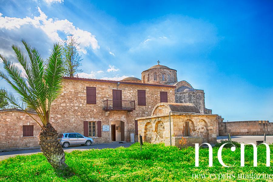 St Barnabas monastery north cyprus