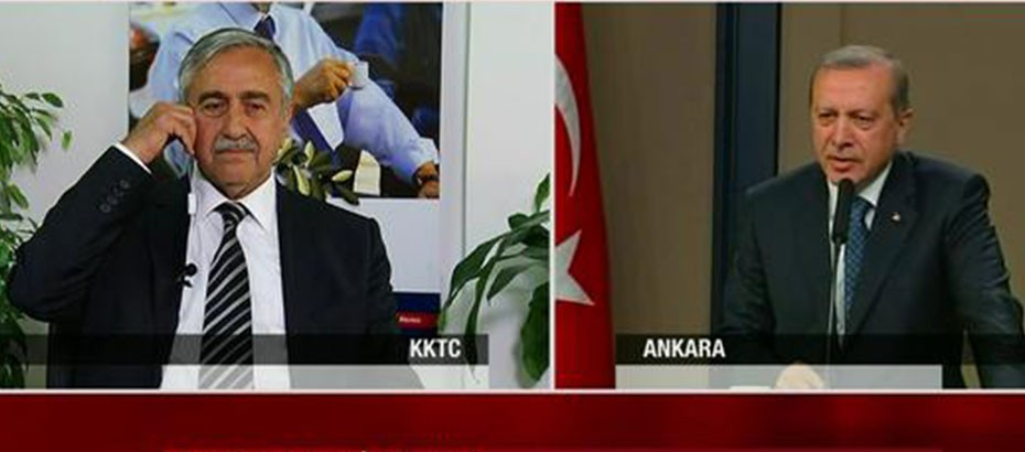 north-cyprus-Mustafa-Akinci-talking-with-Turkish-President-Erdogan