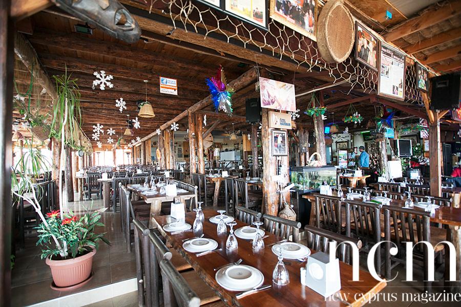 Fish restaurant Bogaz North Cyprus