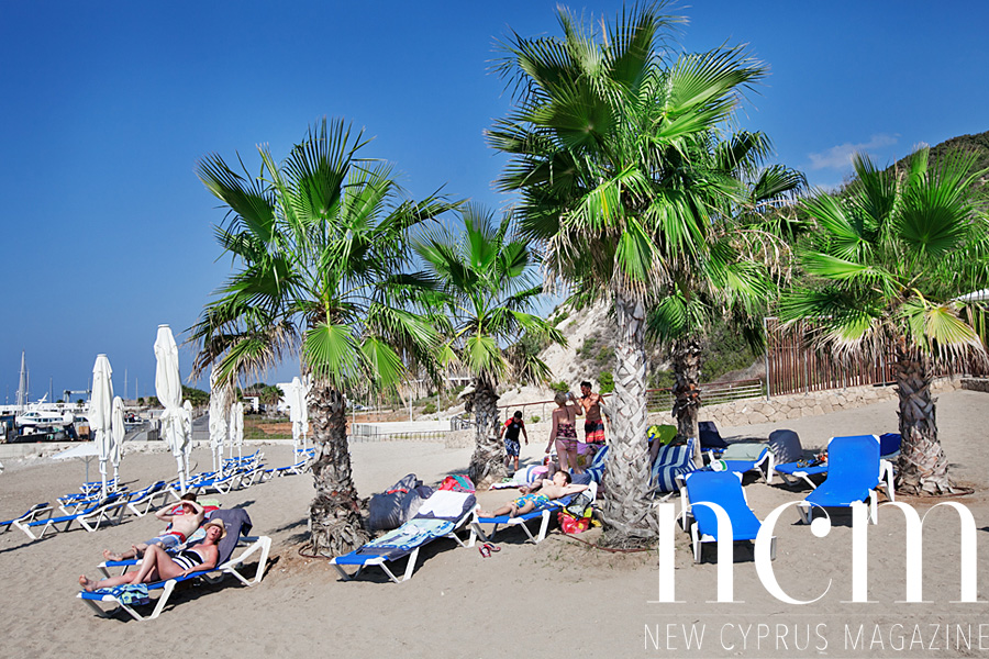 Cyprus' sunny beaches photo
