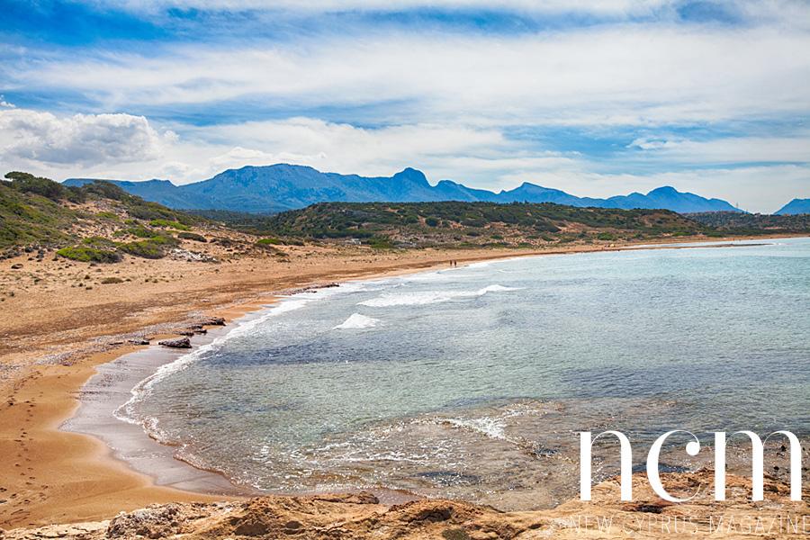 Cyprus' sunny beaches photo