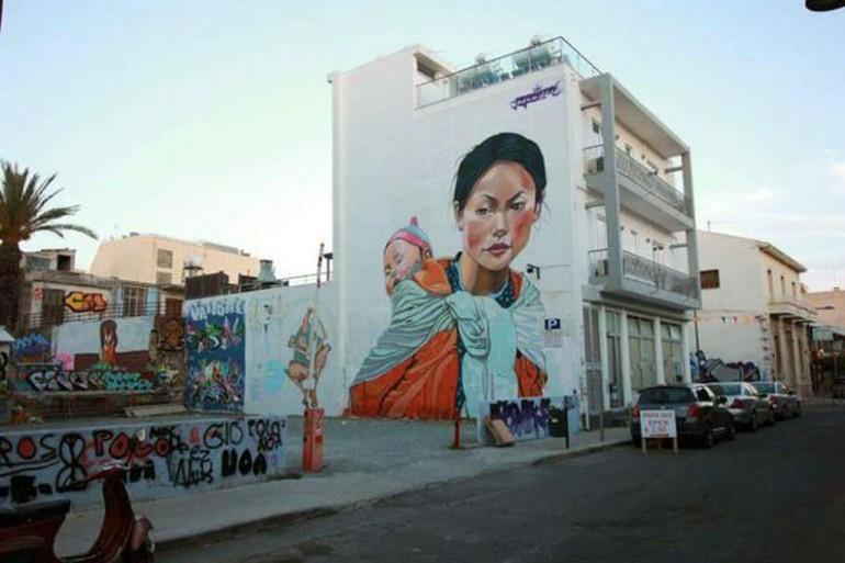 street-art-nepal-mother-child-cyprus2