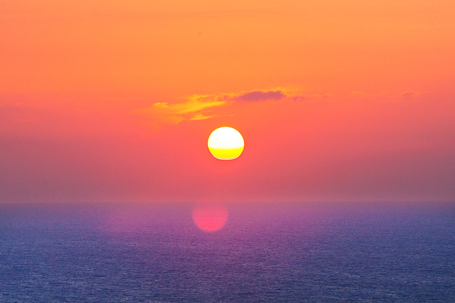beautiful-sunset-over-north-cyprus