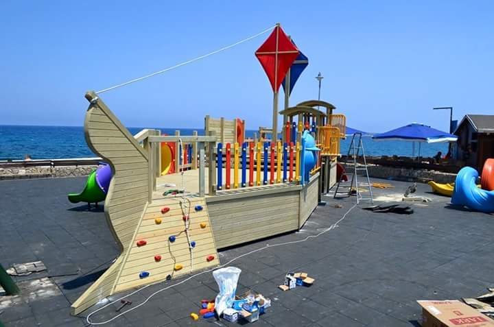 nautical-themed-childrens-playground-near-Girne-harbour
