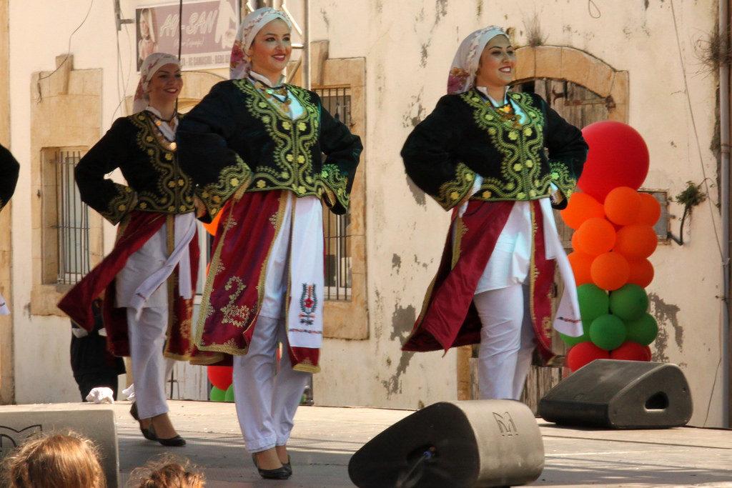 north-cyprus-Çamlibel-tomato-festival