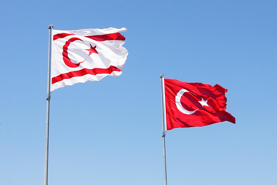 north-cyprus-trnc-turkeys-flags