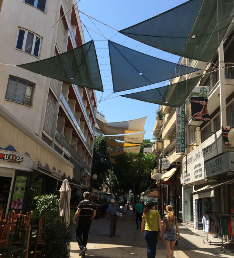 shade-for-Nicosia-pedestrians-Cyprus