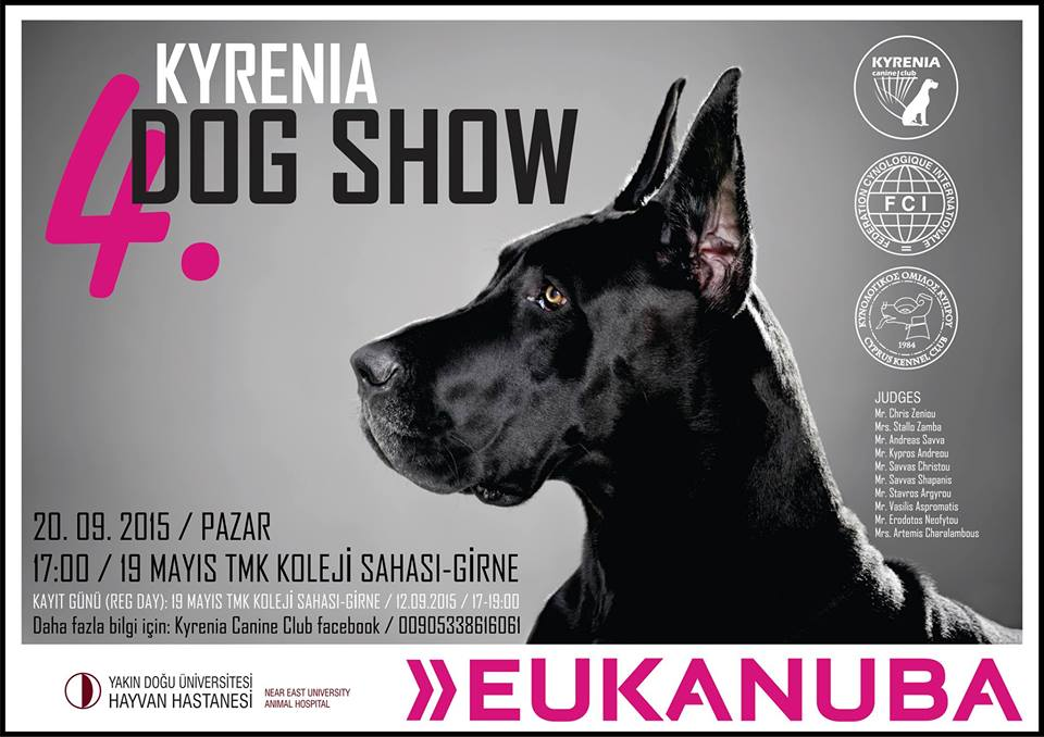 Kyrenia-Canine-Club-organising-4th-Kyrenia-Dog-Show