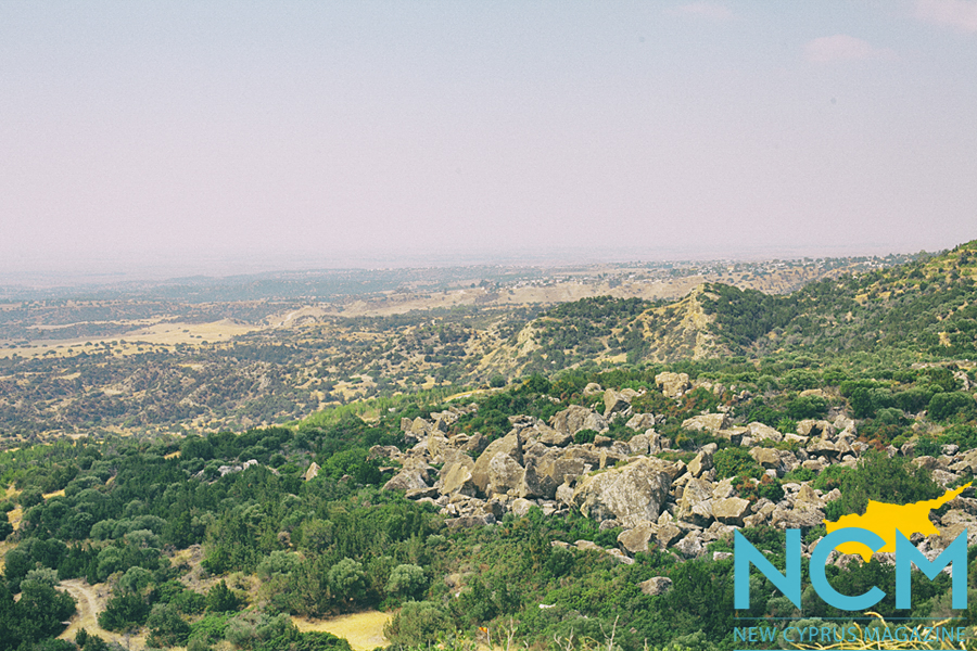 from-coast-to-coast-over-Kantara-mountain-north-cyprus-view