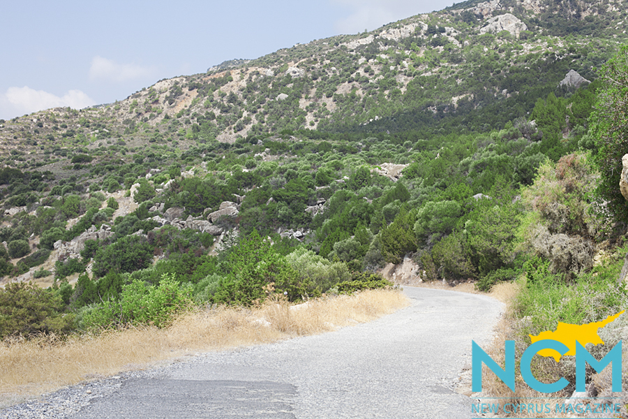 from-coast-to-coast-over-Kantara-mountain-north-cyprus