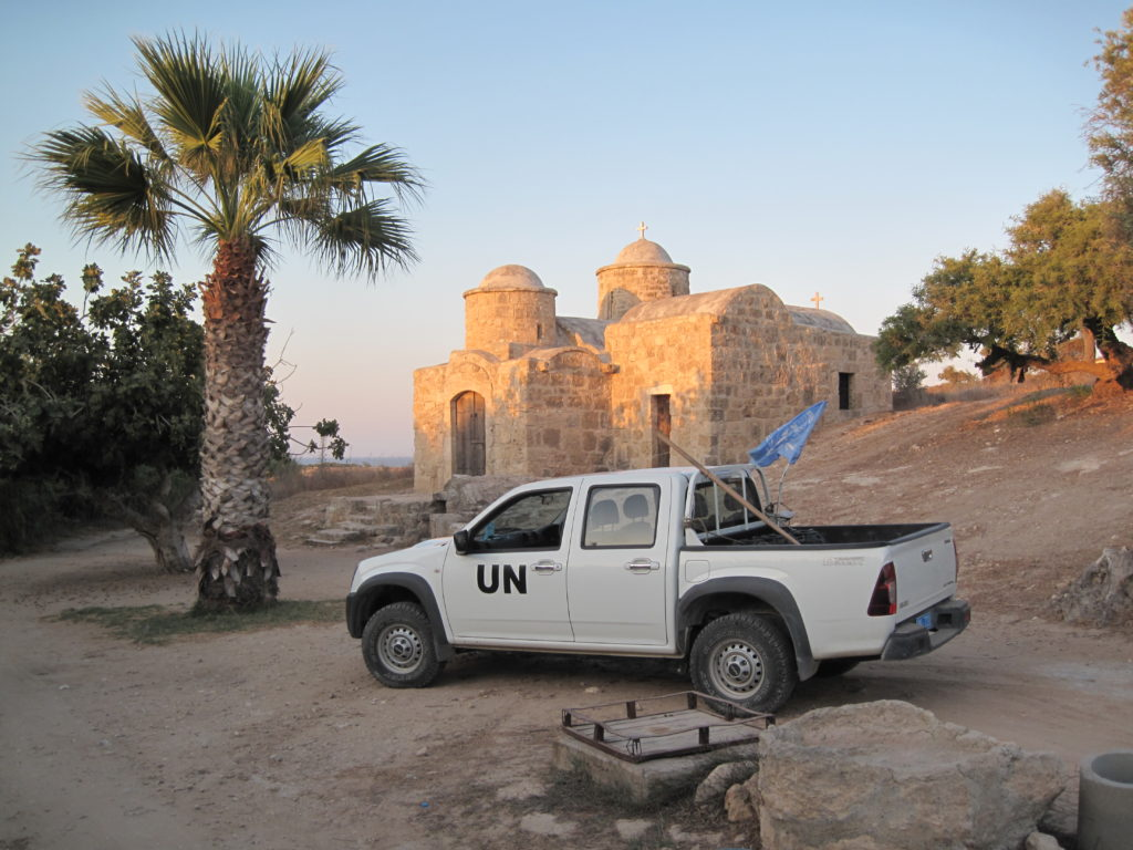north-cyprus-UN-peacekeeping-mission-extended