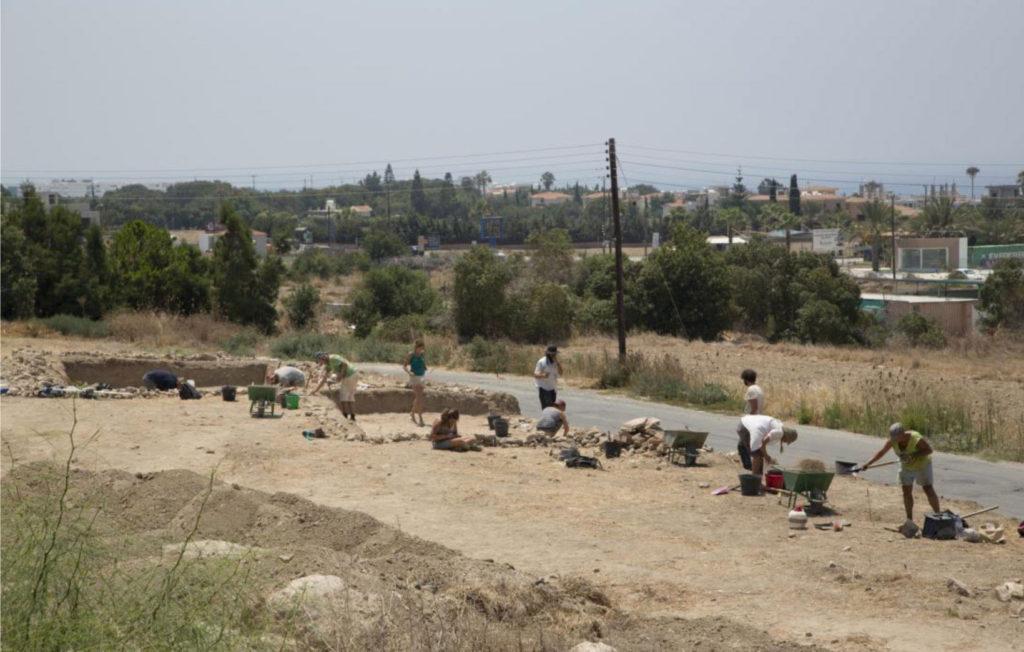 Palloures-excavations-Chlorakas-Palloures
