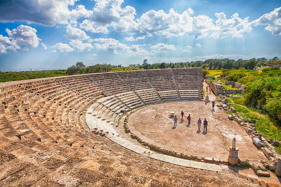 north-cyprus-2015-salamis-amphitheatre