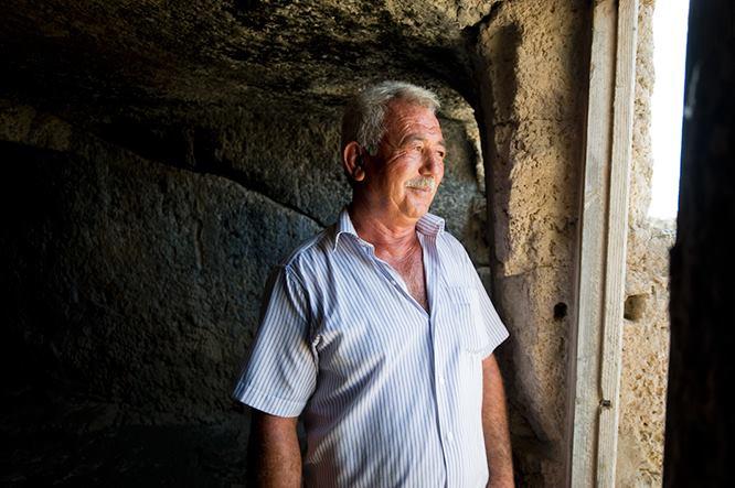 north-cyprus-Village-with-underground-caverns-Tatlısu-6