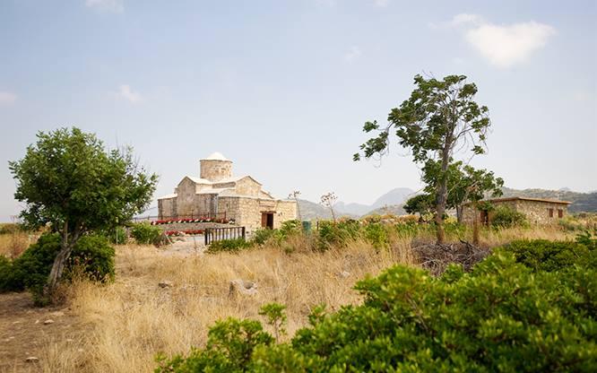 north-cyprus-Village-with-underground-caverns-Tatlısu-7
