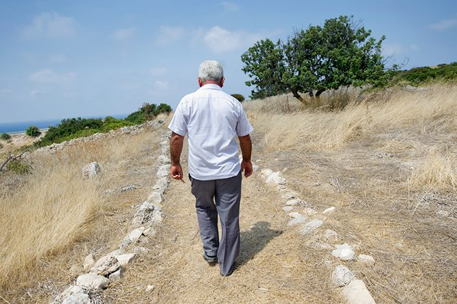 north-cyprus-Village-with-underground-caverns-Tatlısu