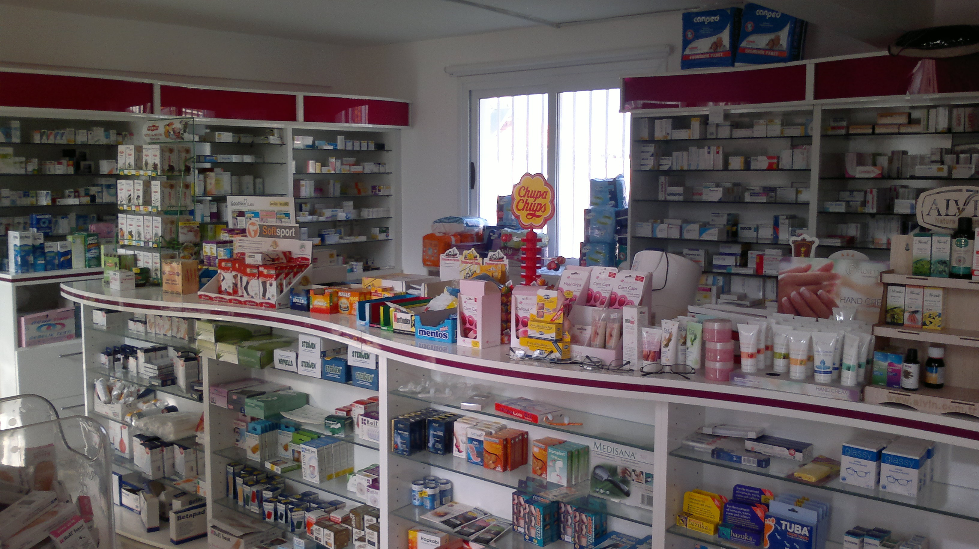 pharmacy-esentepe-products-north-cyprus