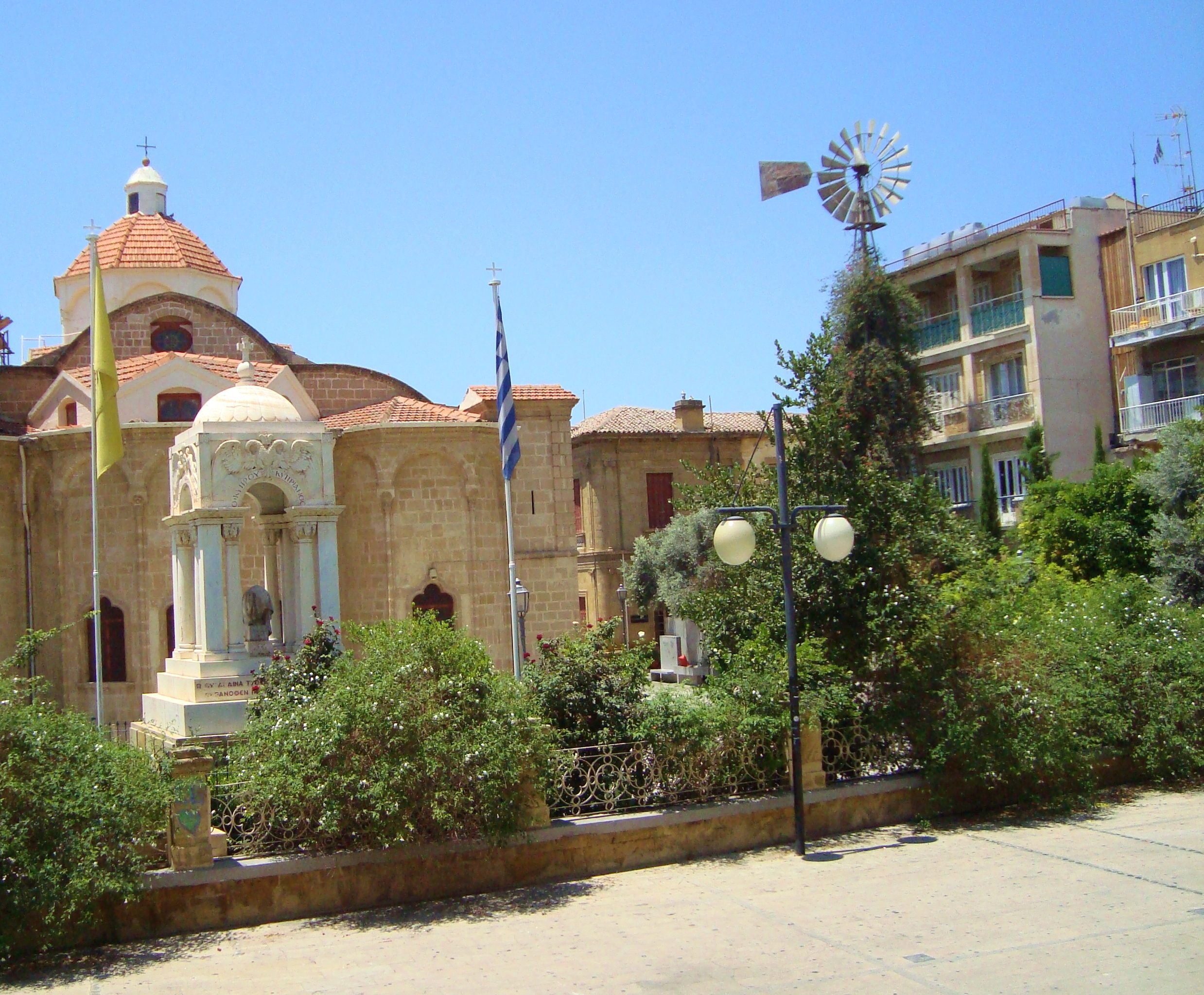 Faneromeni-Church-in-Nicosia-Cyprus
