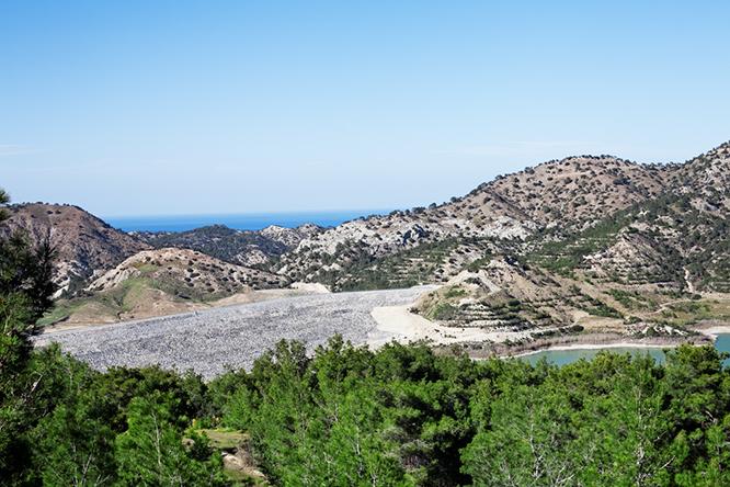 Gecitkoy-reservoir-north-cyprus