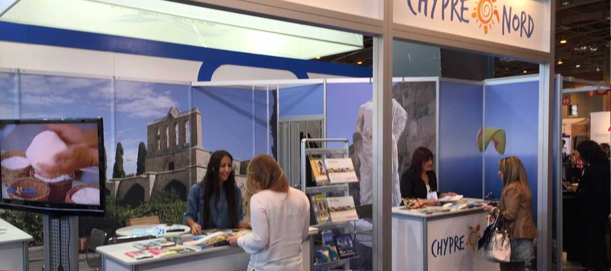 The Tourism Ministry is participating in the IFTM Top Resa 2015 International French Travel Market Fair in Paris