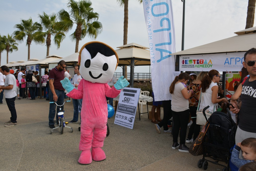 Environment and Recycling Festival in Limassol3