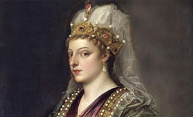 Queen Caterina Cornaro
