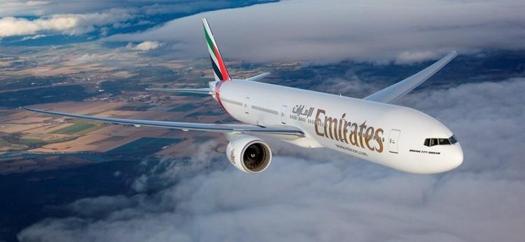 Emirates-Boeing-Larnaca-to-Dubai
