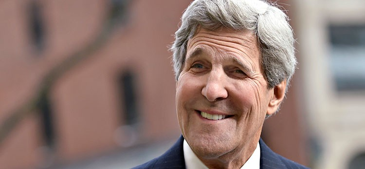 John Kerry coming to Cyprus