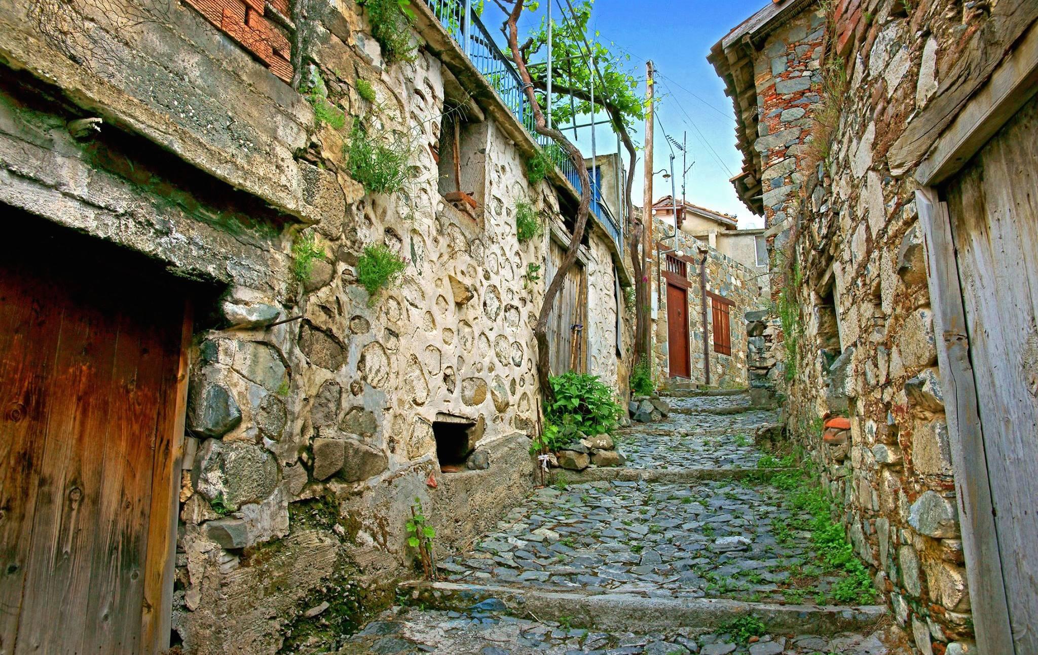 Pitsilia back streets