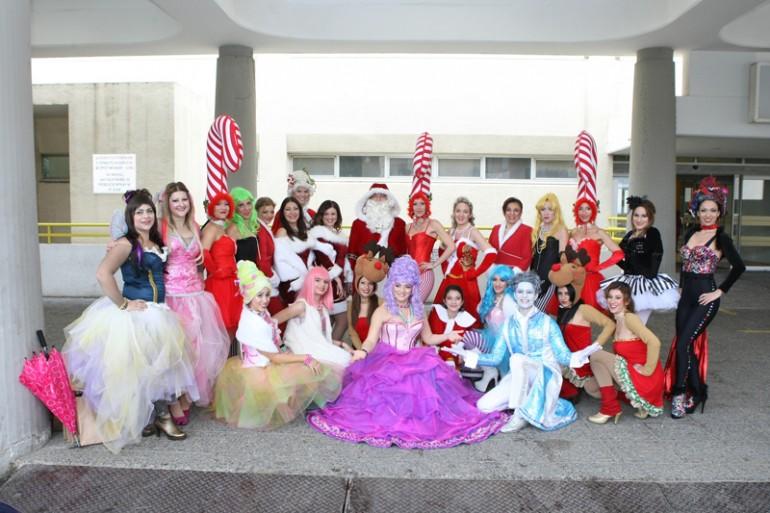 The-Magic-of-Christmas-parade