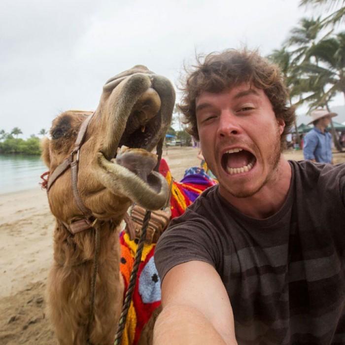 north-cyprus-Allan-Dixon-selfie-2