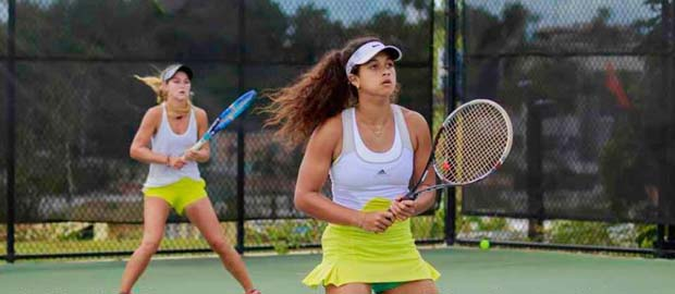Eliz Maloney tennis