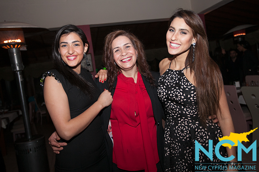 Women at the Persian Taste event