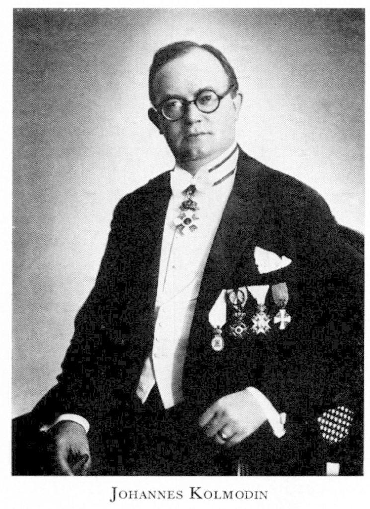 north cyprus Johannes Kolmodin