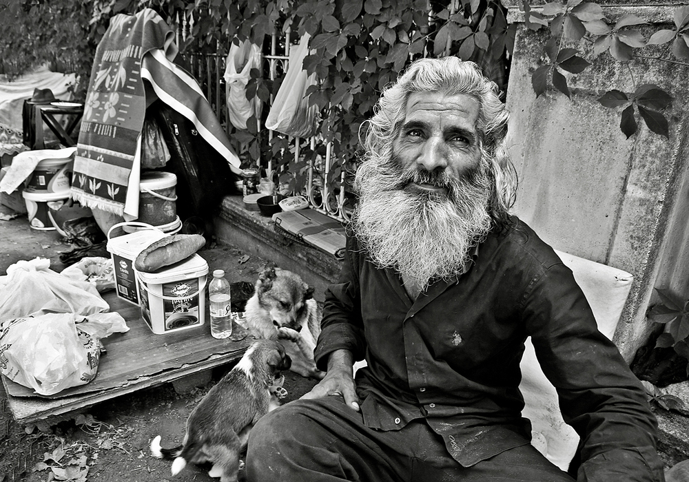 north cyprus buket ozatay old man