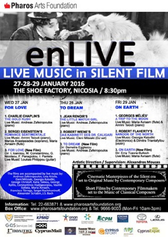 north cyprus enLIVE silent film