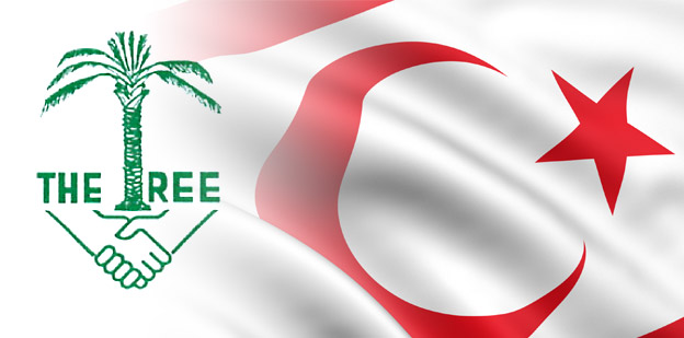 north cyprus flag tree Anglo Turkish Association